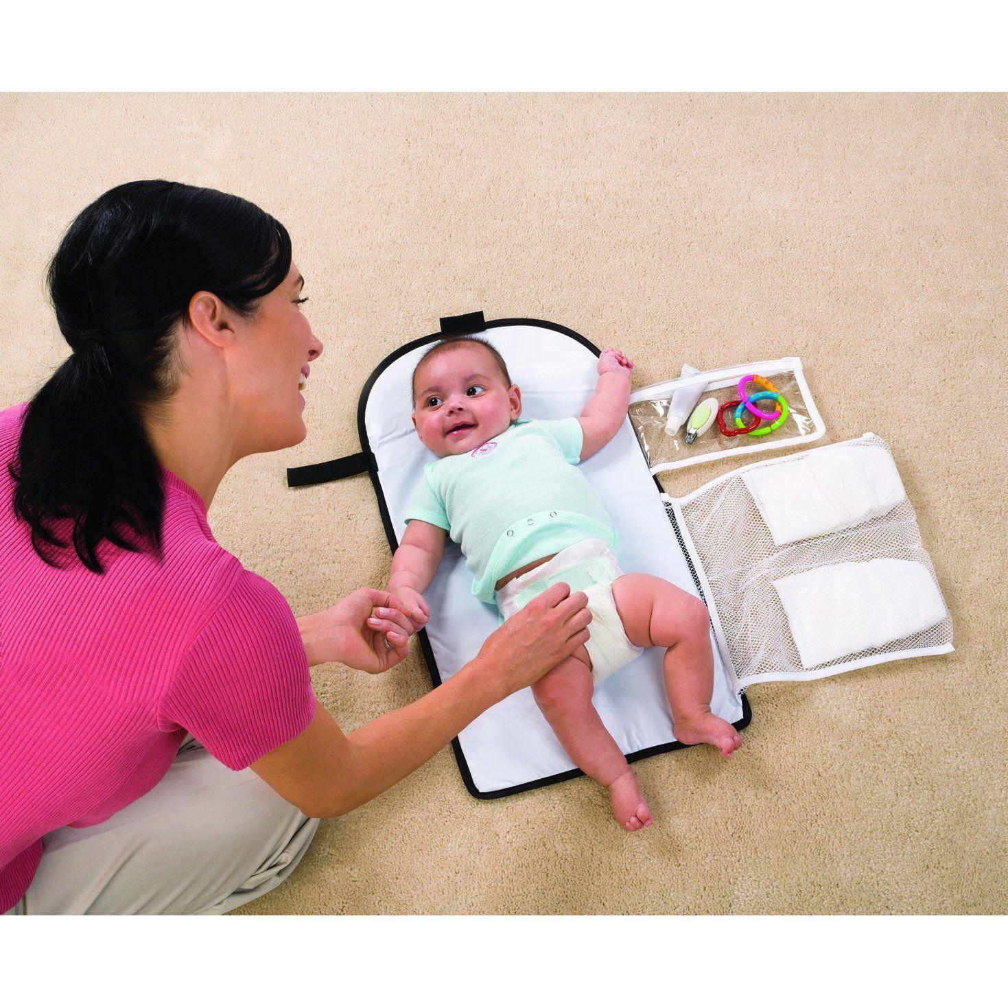 Summer Infant ChangeAway 9 Baby diaper changing mat