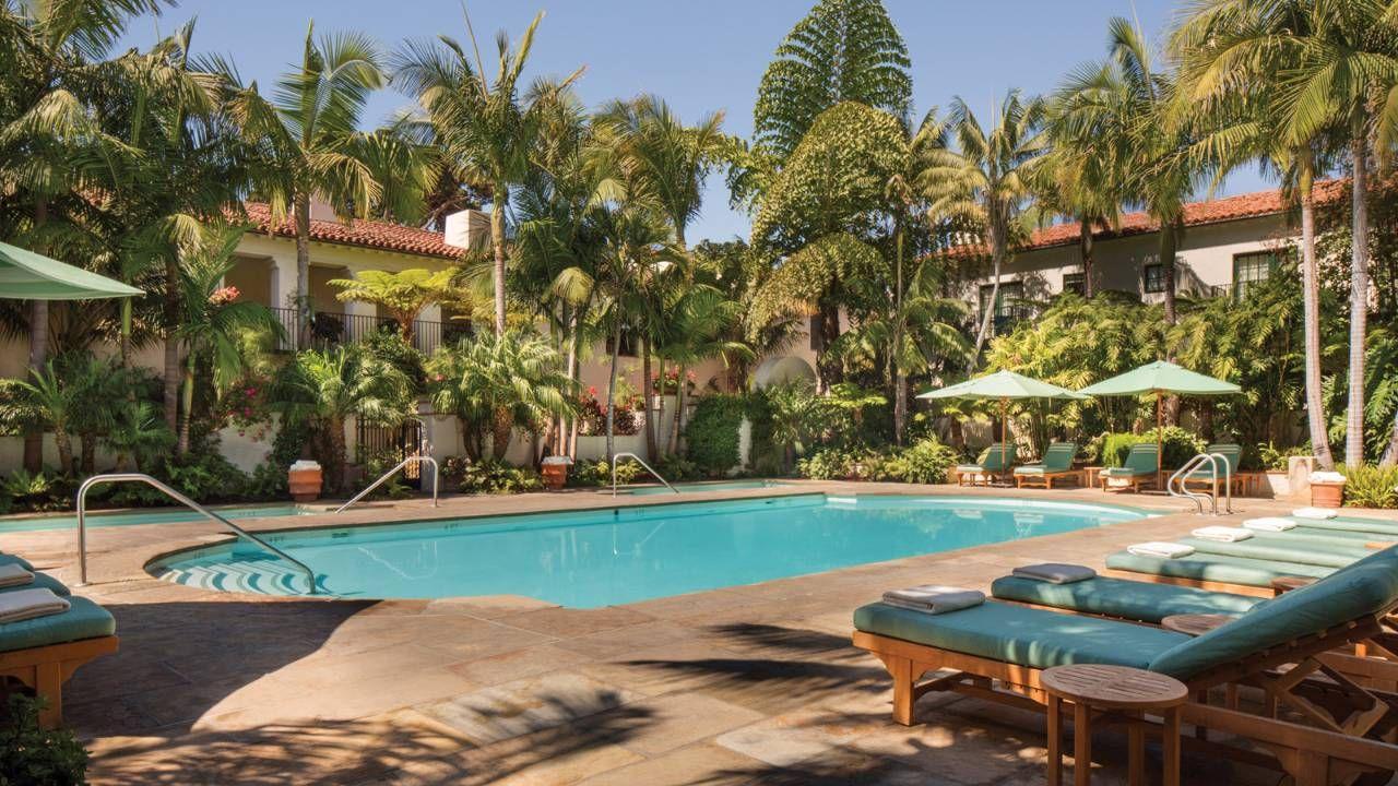 Four Seasons Resort The Biltmore Montecito, Santa Barbara ...