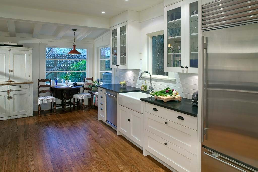 The kitchen affects the feng shui luck