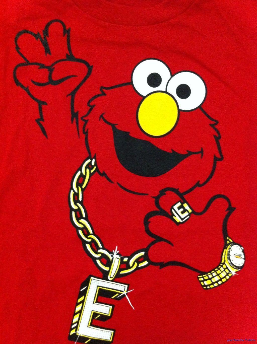 Gangster Elmo Wallpaper wallpaper. Elmo wallpaper, Elmo