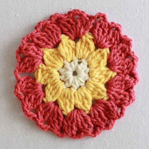 Coaster Crazy Crochet Pattern Leaflet - PDF ONLY   Coasters, Crochet ...