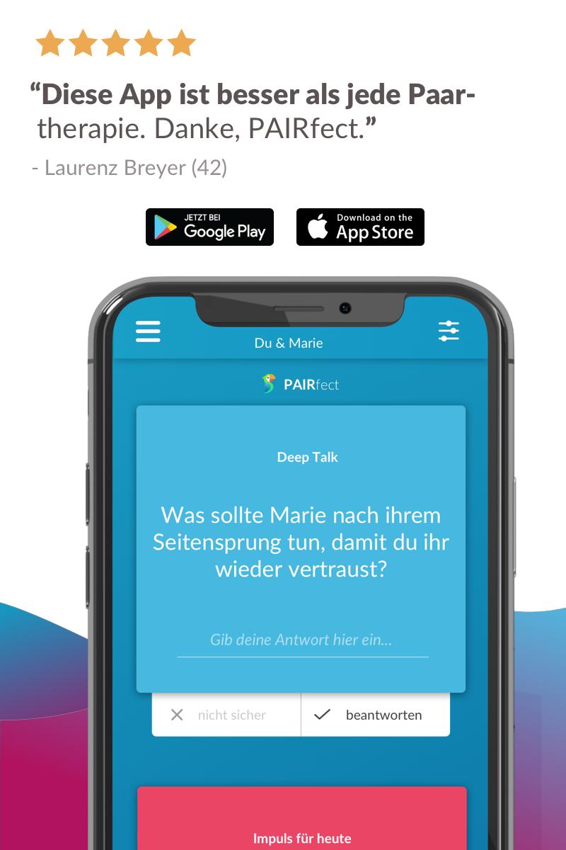 App Seitensprung
