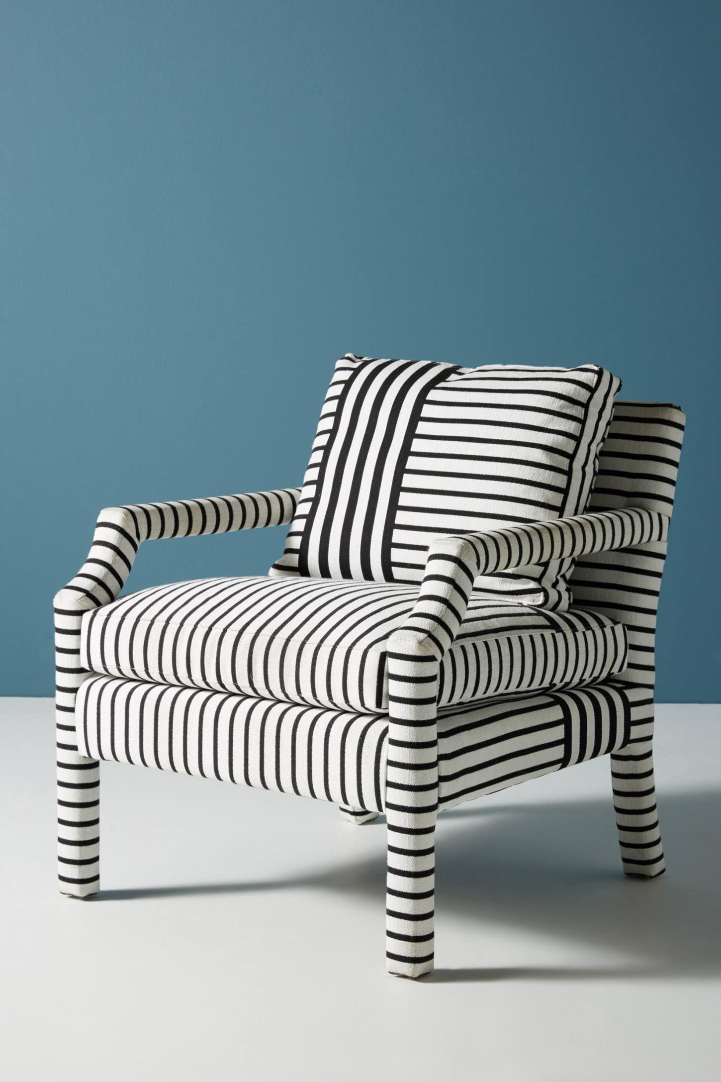 banded stripe delaney chair furniture pinterest furniture rh pinterest ca