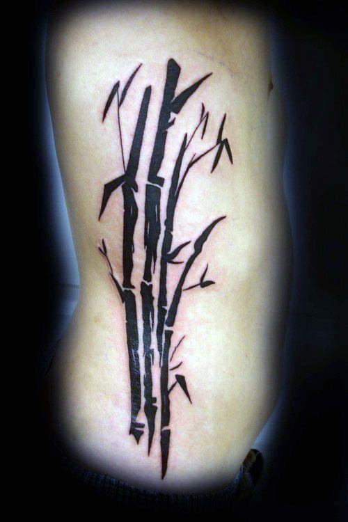 Grüne Tattoos