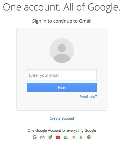 How To Sign In Or Login To Gmail Gmail Gmaillogin Gmail Sign Gmail Sign In Login Infographic Marketing