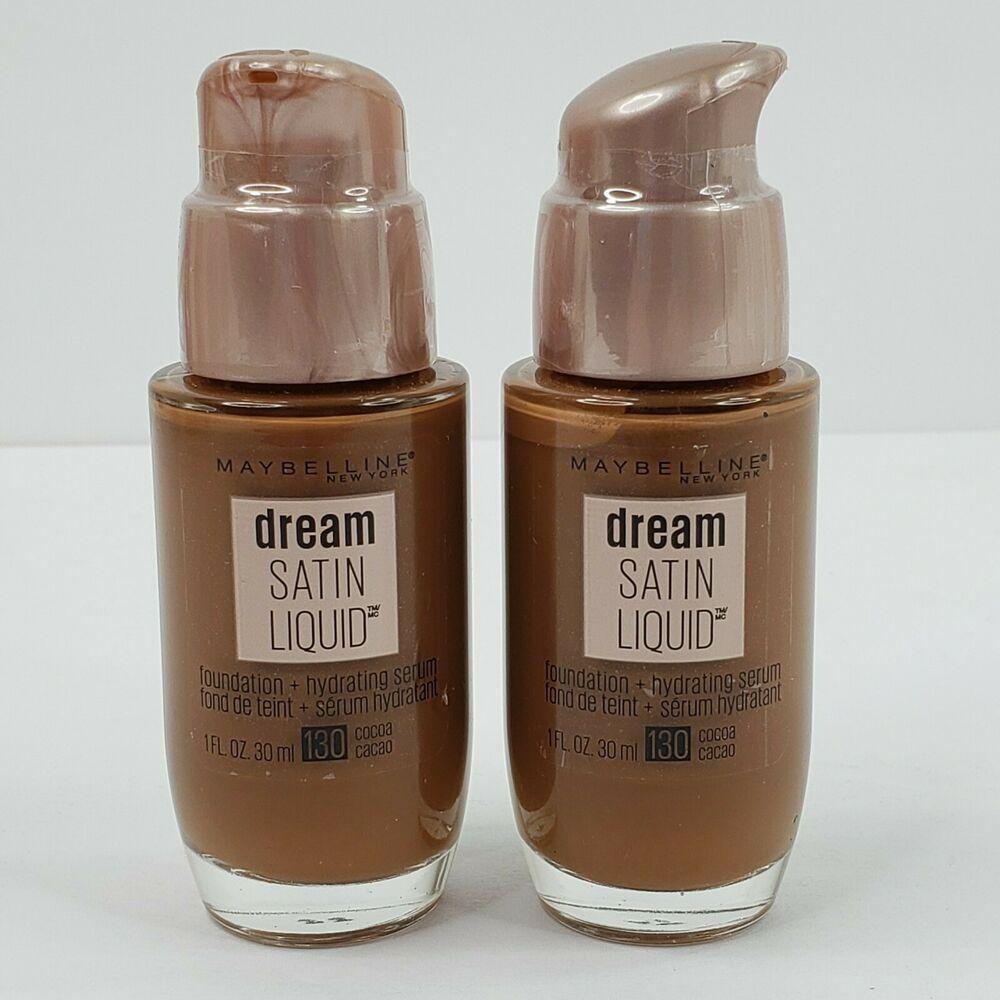 Buy Maybelline Dream Satin Liquid Foundation with