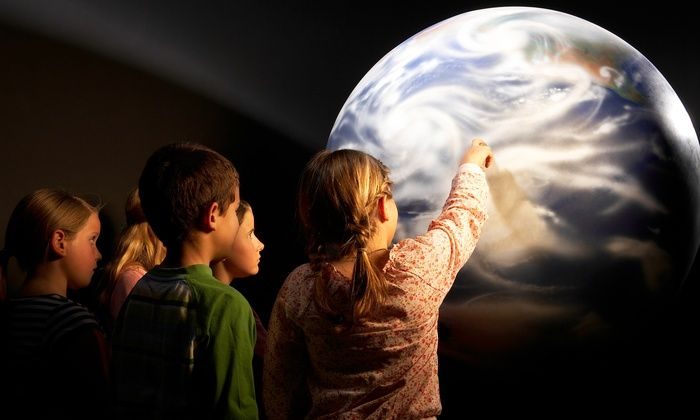 Planetarium at the University of Texas at Arlington in 2019