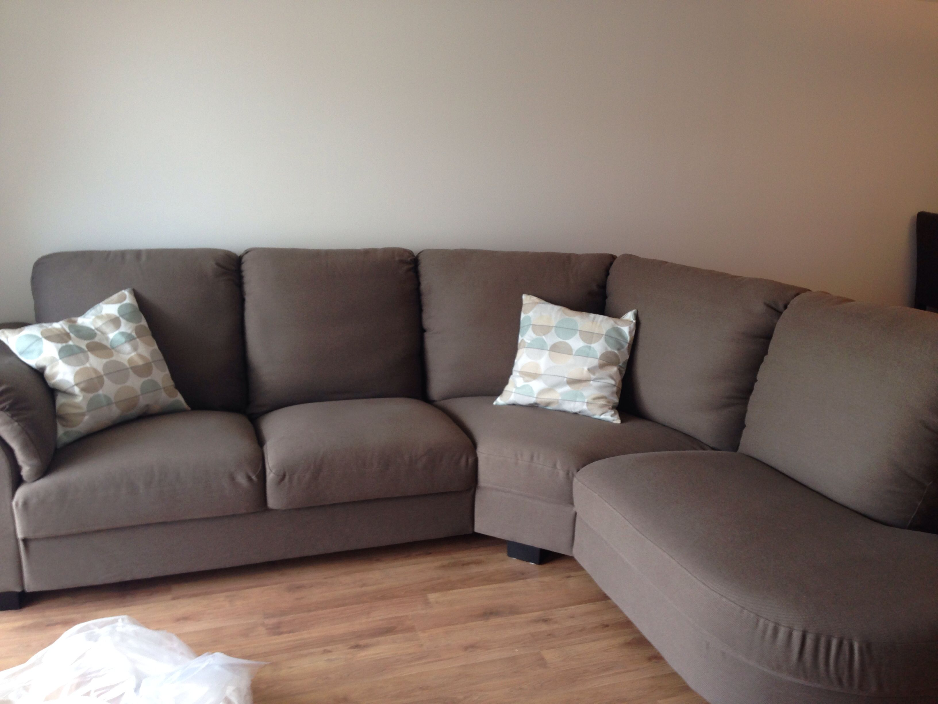 New Sofa   Ikea Tidafors