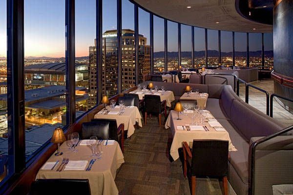 Fancy Dinner Restaurants Downtown Vancouver