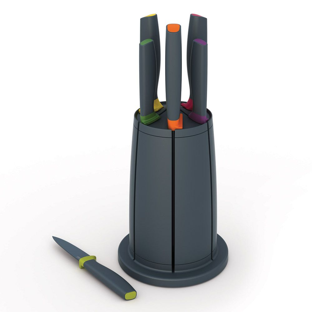 discover the joseph joseph elevate knives carousel set at amara rh pinterest co uk
