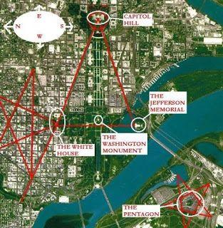 Freemasonry, Astrology, and the Washington D.C. Street Plan | Freemasonry,  Masonic symbols, Occult