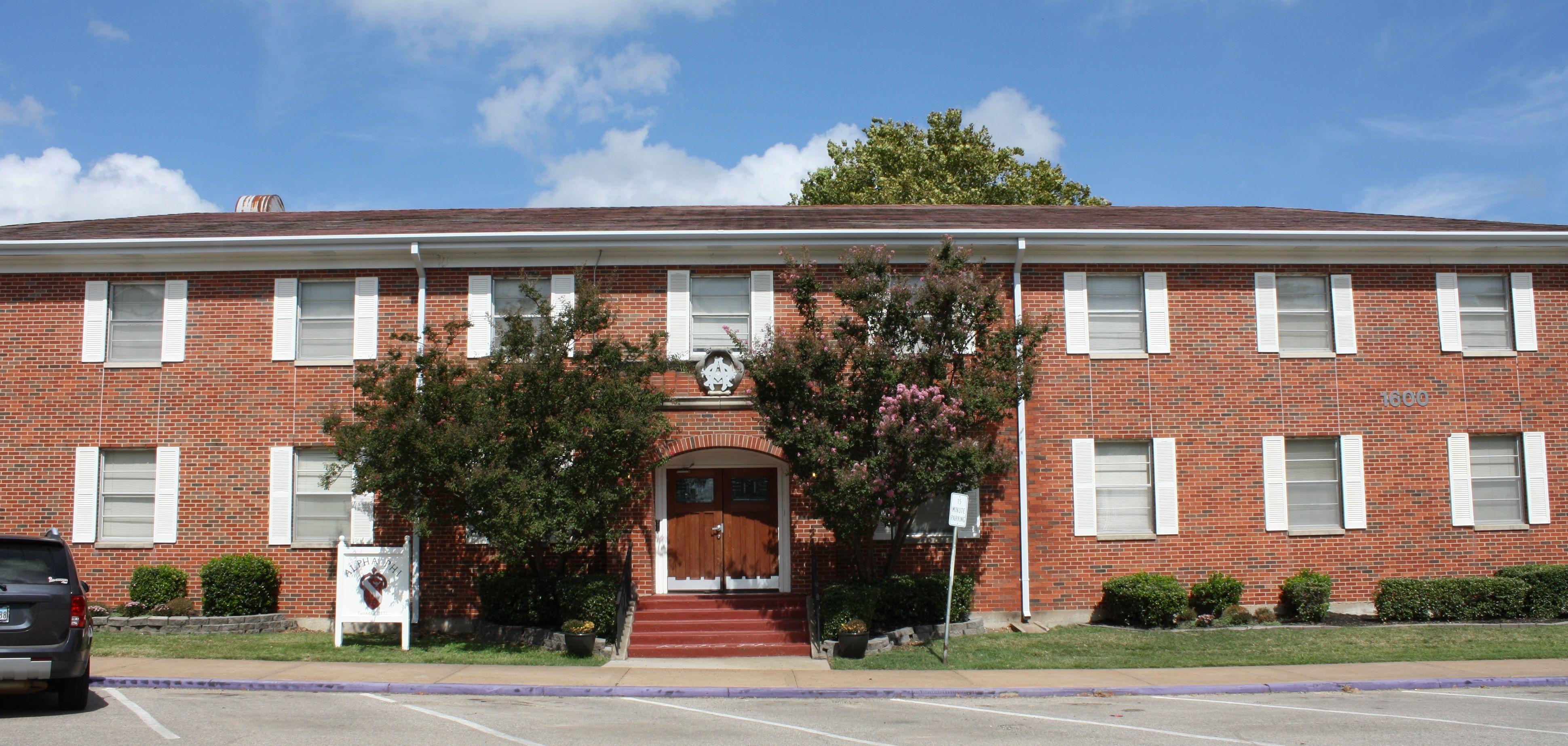 Alpha Phi Chapter House Delta Beta Texas A M Commerce Alpha Phi Alpha Phi