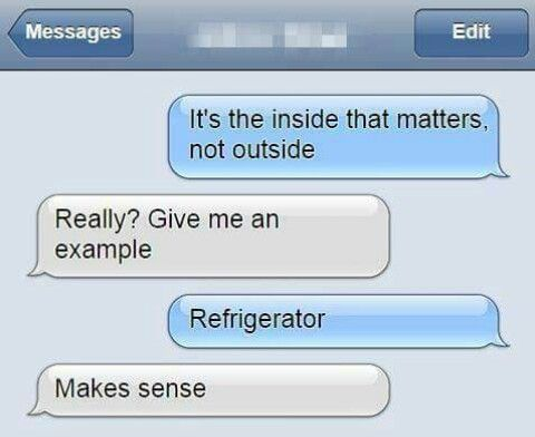 Pin by Emilee Reinacher on Funny   Silly memes, Funny texts