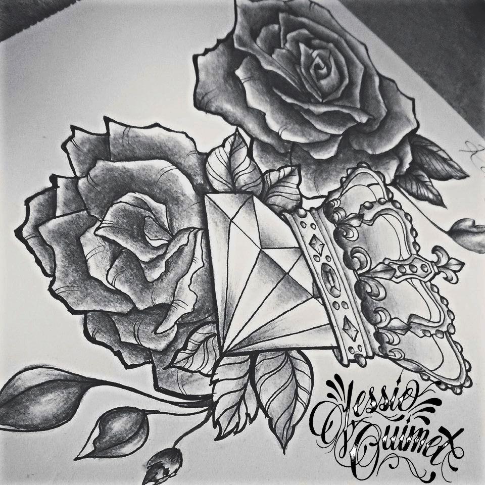 Jessie ouimet jessieouimet drawing artist tattoo design