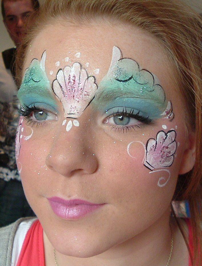 Disney Princess Facepaint