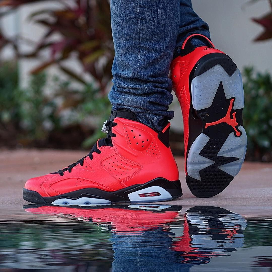 Air Jordan Collection Rouge Logan