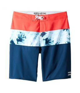 Billabong Kids Tribong X Boardshorts (Big Kids) (Navy) Boy's Swimwear