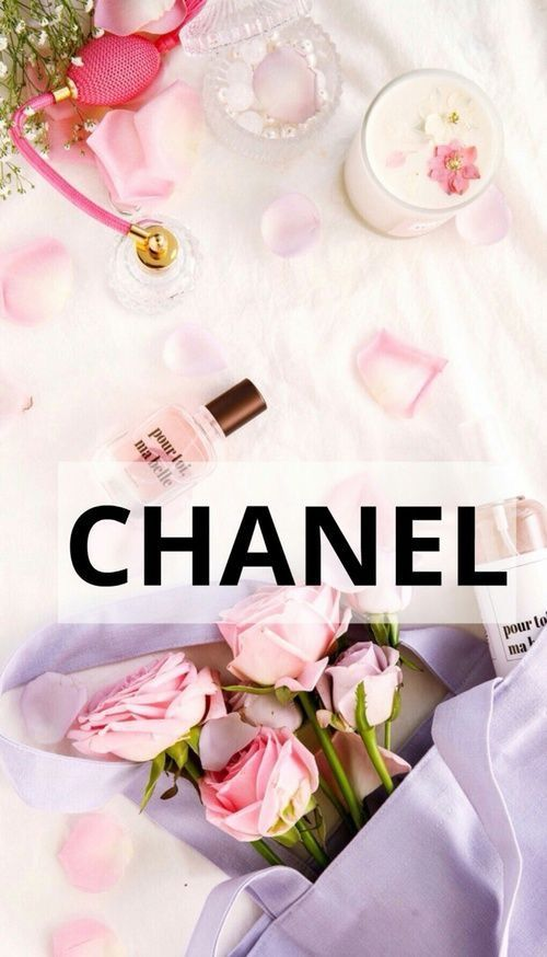 Chanel Fashion Wallpapers Chanel Wallpapers Chanel Perfume Pink Power