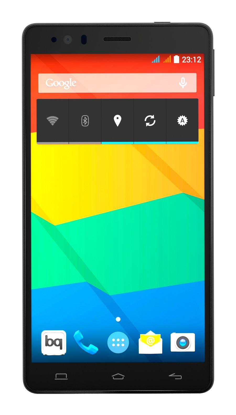 Aquaris E6 Un Smartphone De Maxima Calidad Disenado En Espana Y