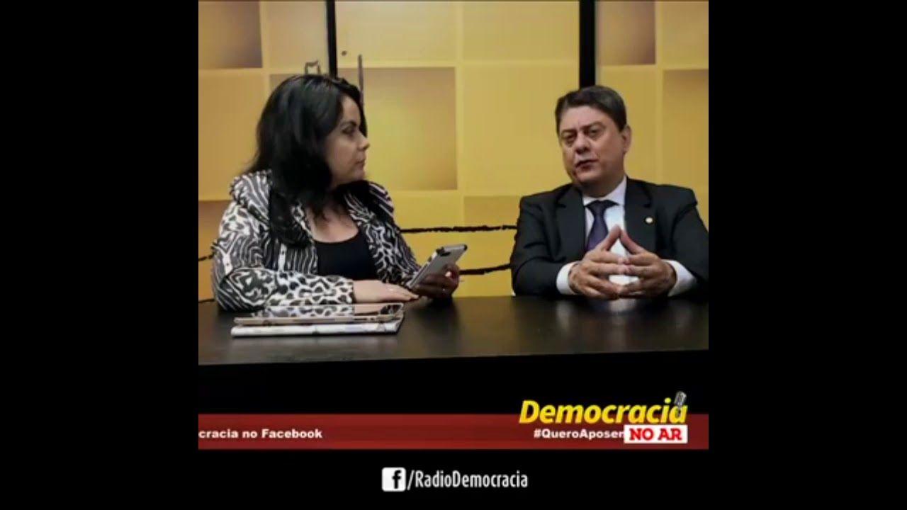 Wadih Damous Comenta Denúncias Do Duplo Expresso Contra Moro