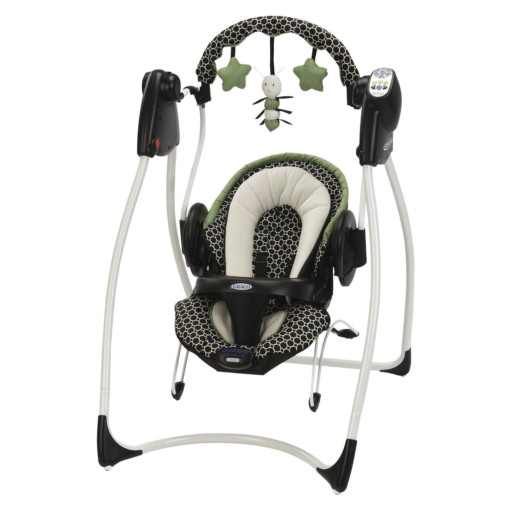 Graco high chair 4 in 1 graco duo  in  swing and bouncer  hudson  products  pinterest