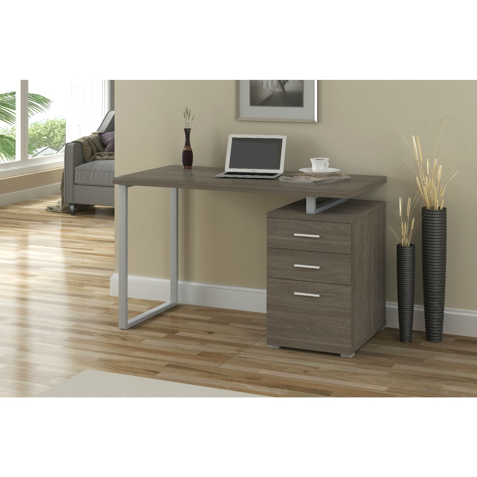 nina writing desk with drawers products writing desk with rh pinterest ch