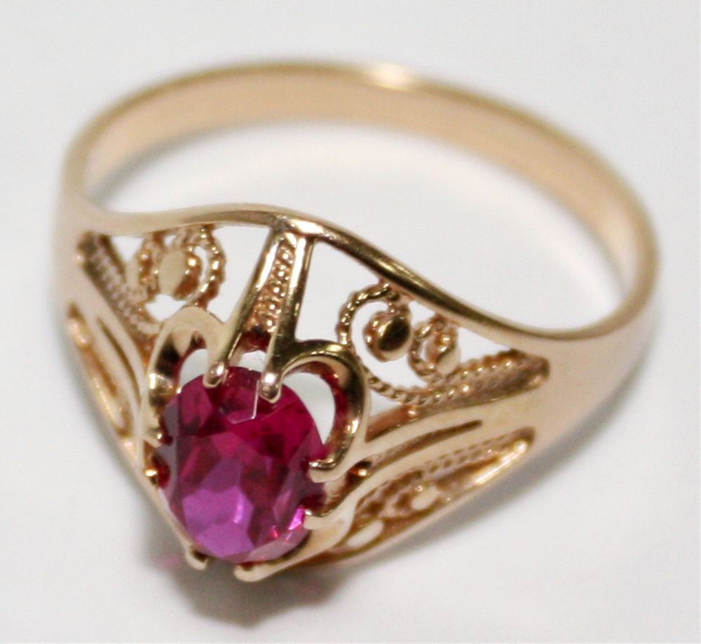 ring rose classic corundum halo gold emerald ruby carat engagement rings huge diamond and on