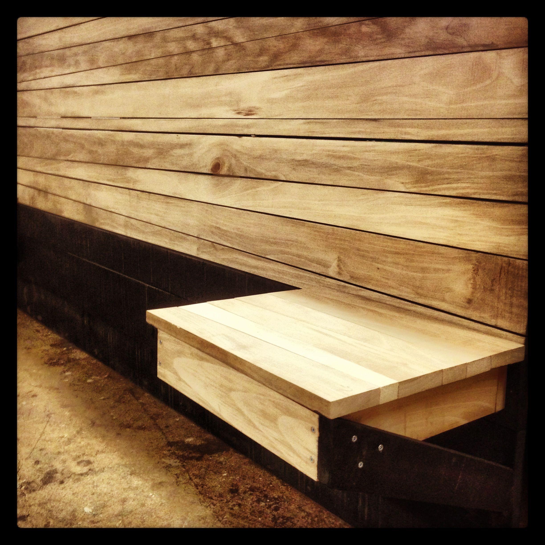 Cabezal de cama en madera de haya al corte 3a decoracion dormitorio pinterest - Maderas al corte ...