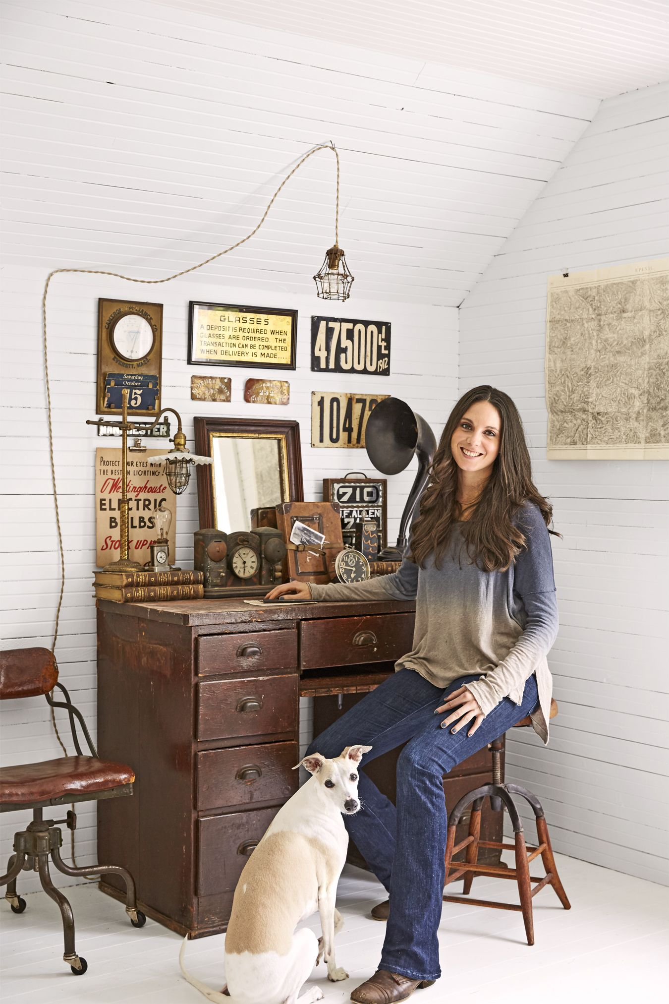Lindsea Dragomir Washington Farmhouse