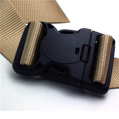 b5ece9d7ac144 1 x 50mm Boucle Attache Rapide / Fermoir Clip / Plastique / Sécurité ...