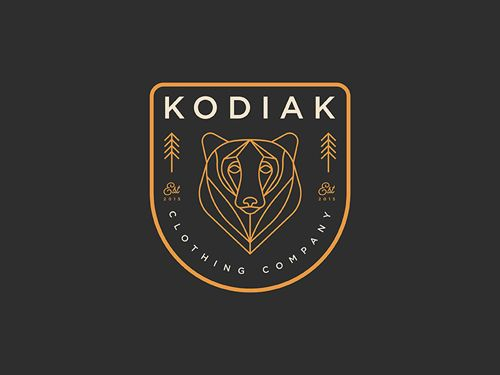 Line Art Used in Logo Design – 38 Amazing Concepts and Ideas ...