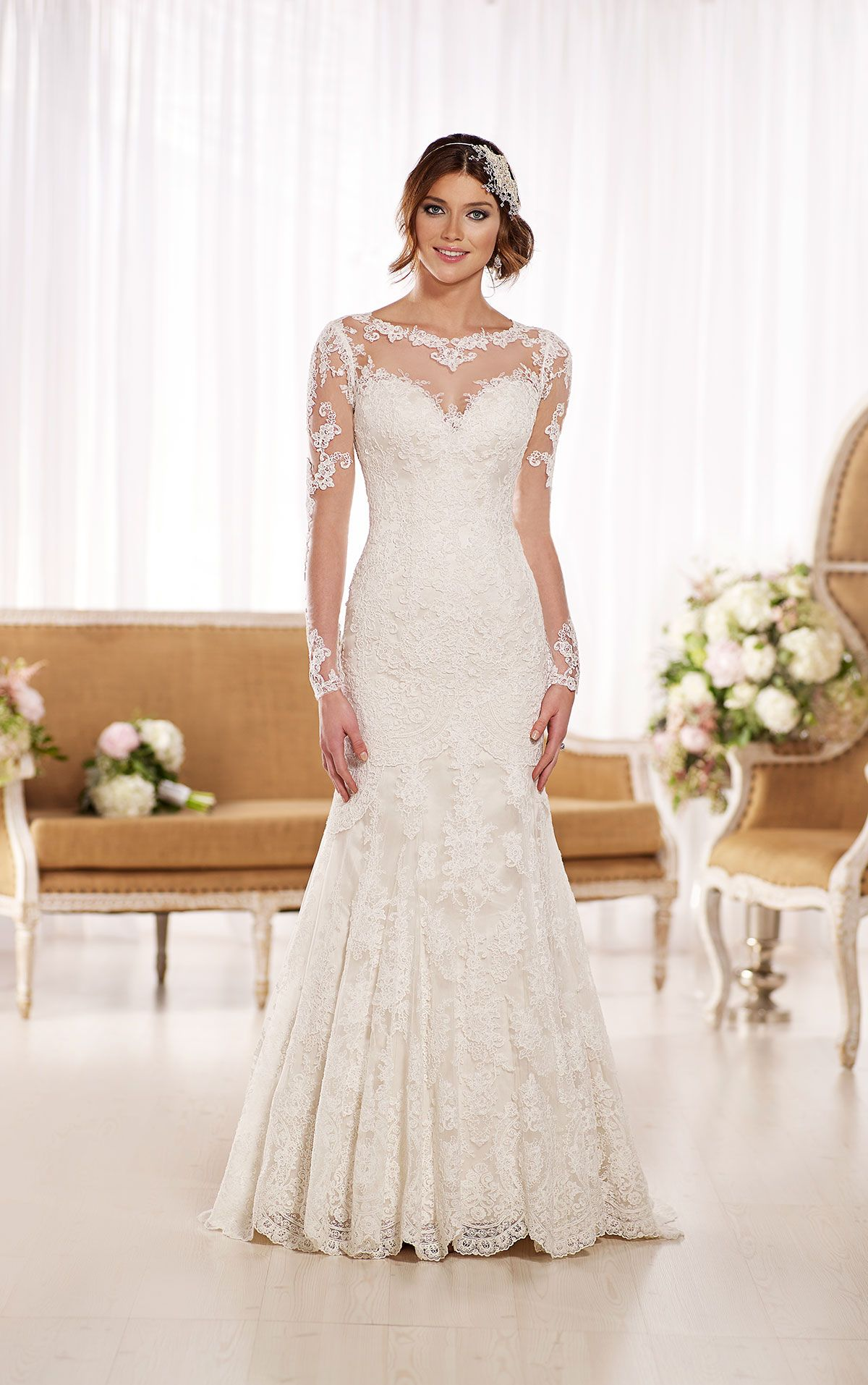 Wedding dress from essense of australia style d weddingdress