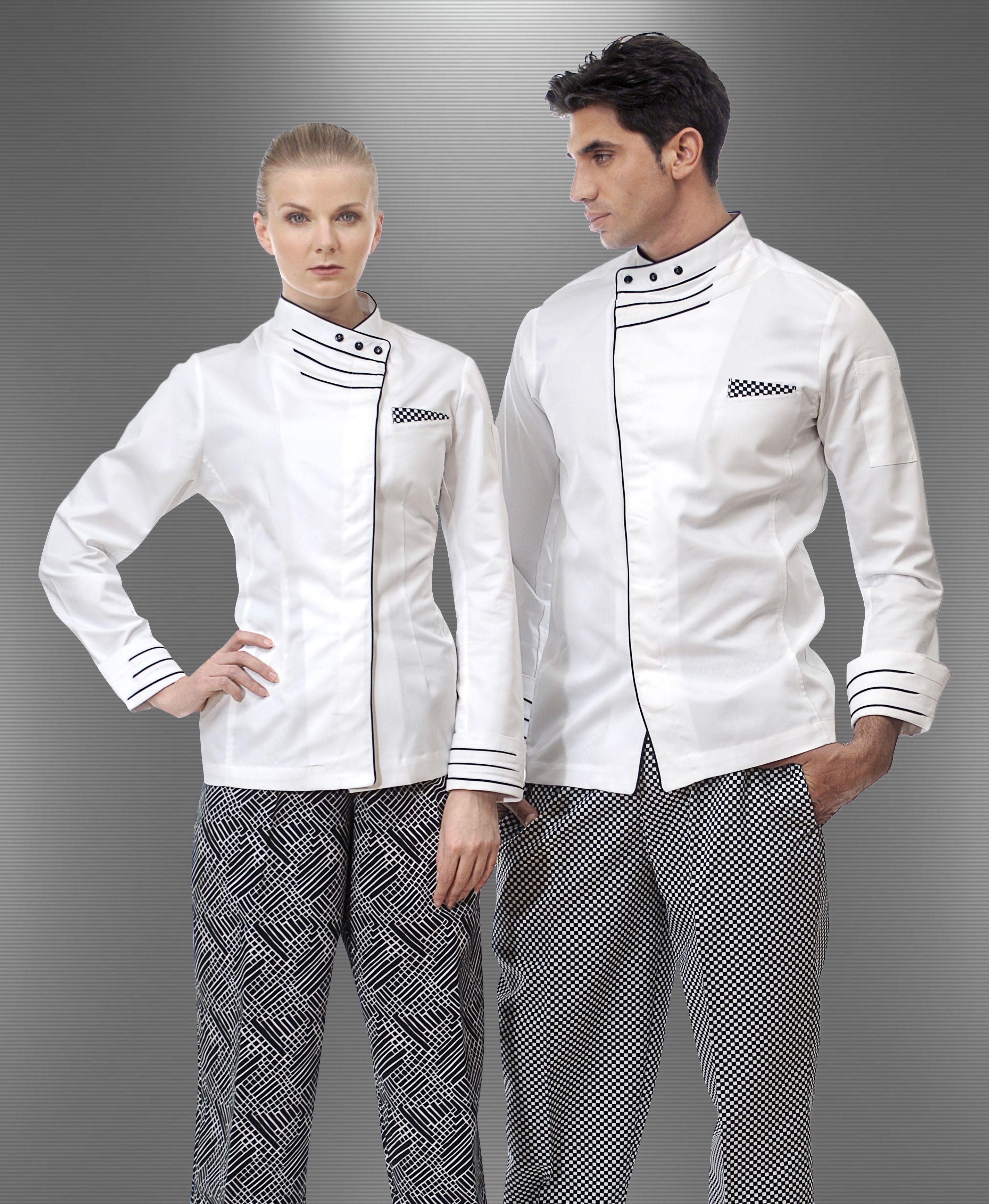Resultado de imagen para uniformes para steward uniformes - Uniformes de cocina ...