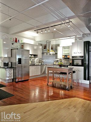 brazilian cherry flooring in kitchen - Google Search | Kitchens ...