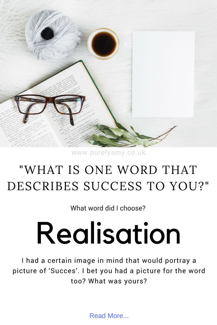 What does the word 'success' mean to you | Success meaning ...