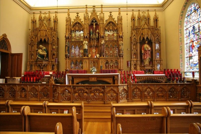 maria stein shrine of the holy relics maria stein oh the second rh pinterest com