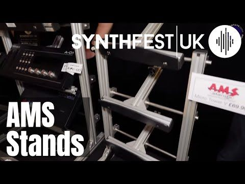 Synthfest 2019 Ams Stands Modular System For Almost Anything