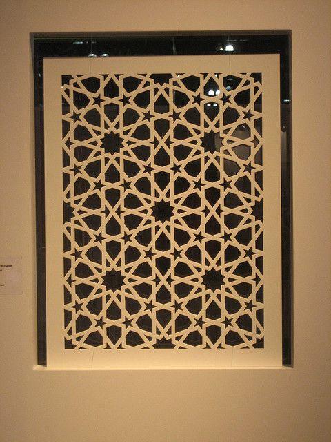 Islamic Patterns By Craig Kaplan Laser Cut Corian Dupont