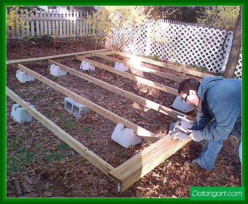12 X 12 Floating Deck Plans Yahoo Search Results Building A Floating Deck Freestanding Deck Ground Level Deck