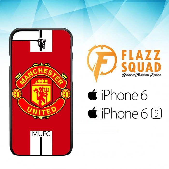 Manchester United Logo E0792 iPhone 6|6S Case