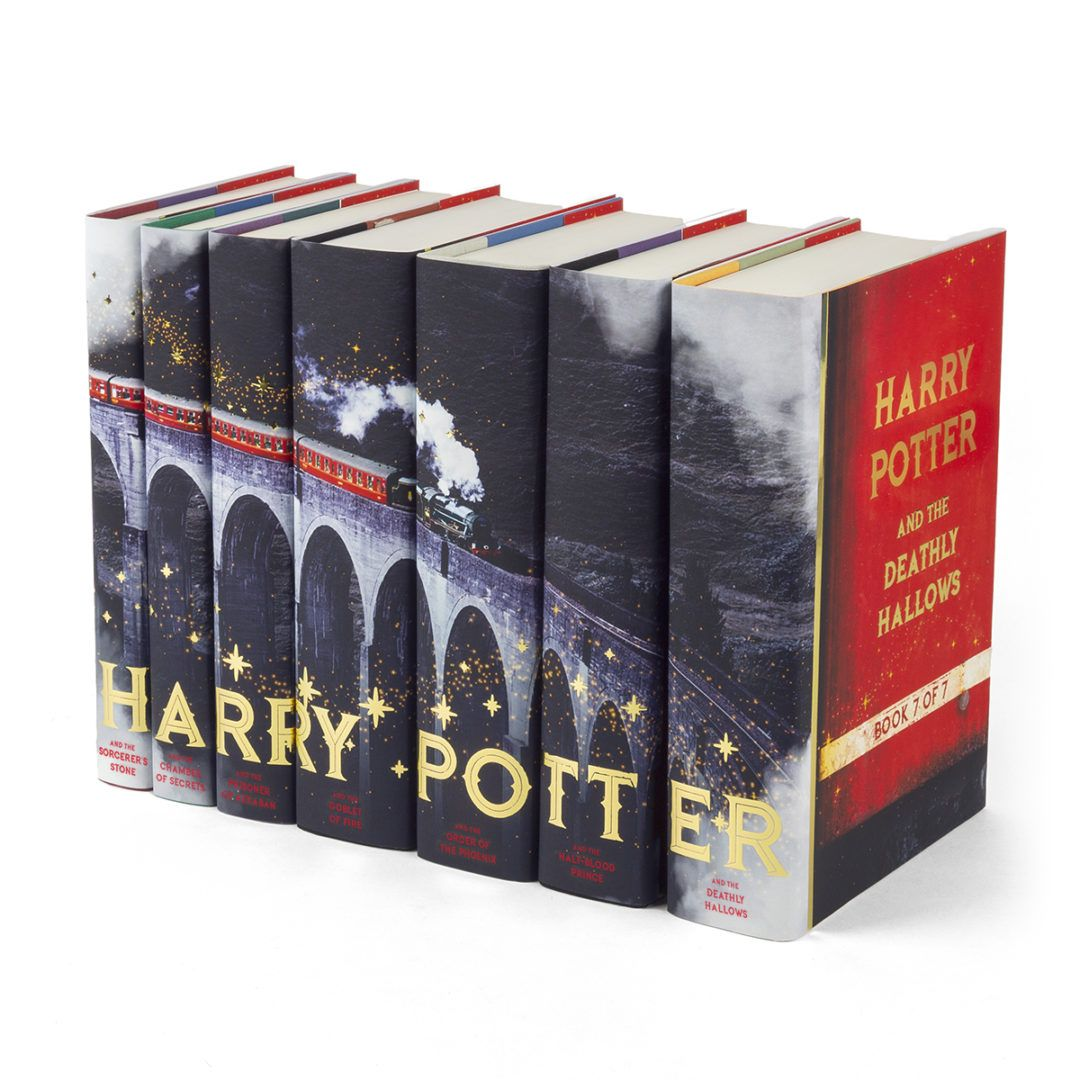 Harry Potter Hogwarts Express Set Harry Potter Book Covers Harry Potter Book Set Harry Potter Books