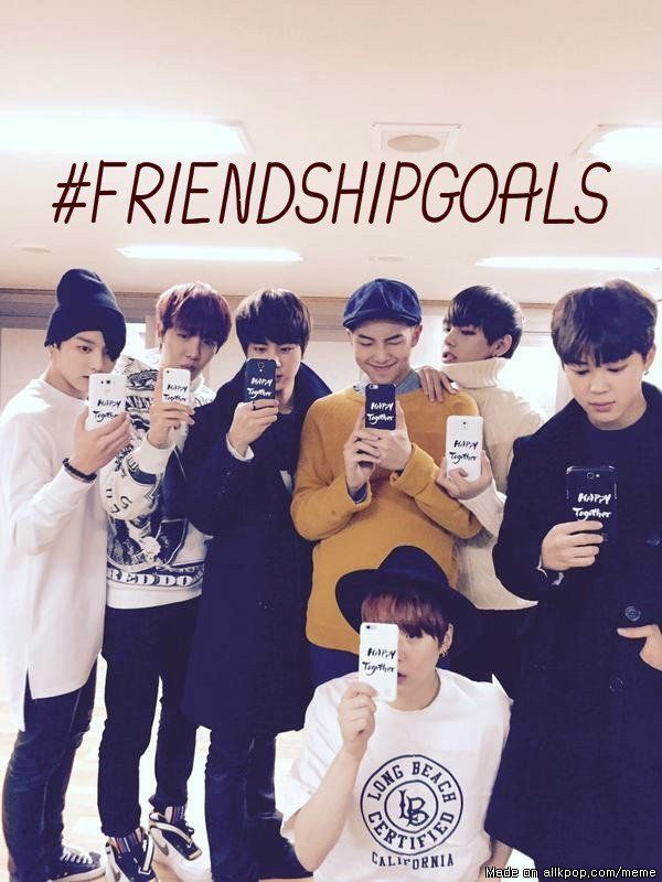 Friendshipgoals Bts Bangtan Boys Bts Bts Wallpaper Y