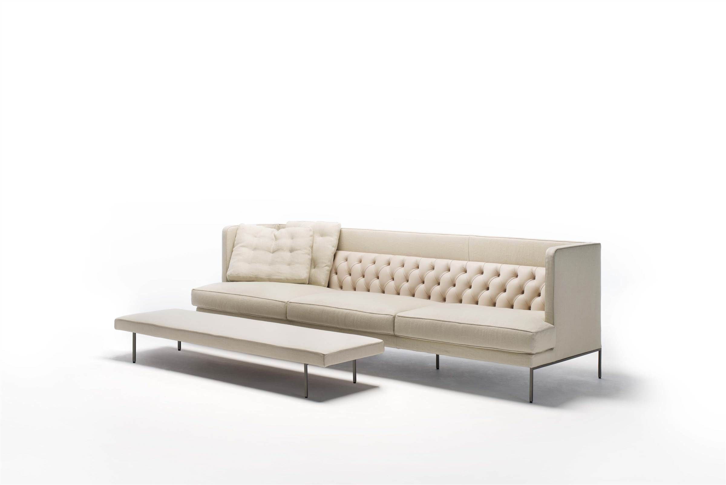 the new lipp sofa from living divani designed piero lissoni a rh pinterest com