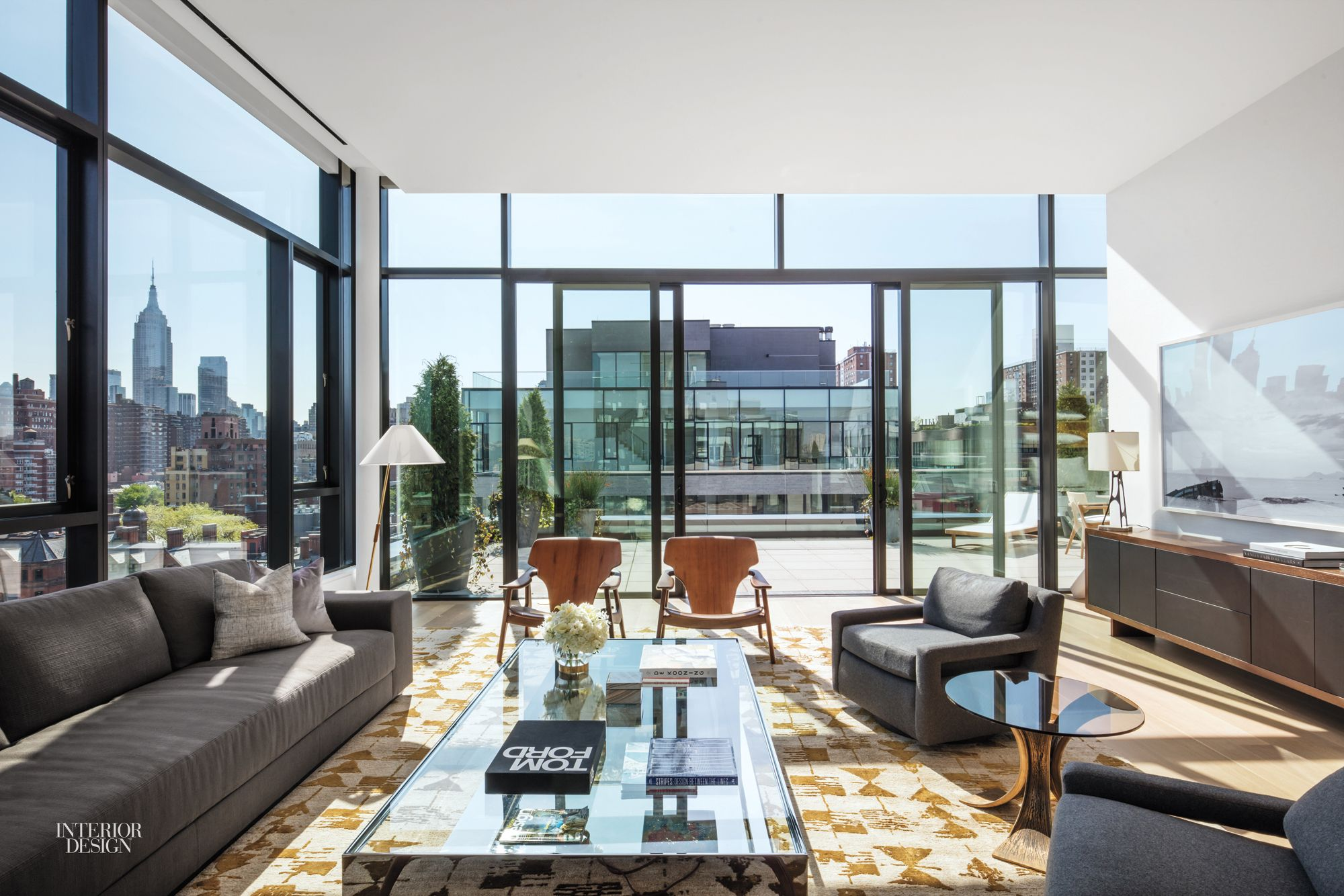 4 Model Apartments Show Off NYC's Hottest Residential ...