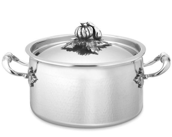 Ruffoni Stainless-Steel 3 1/2-Qt. Soup Pot