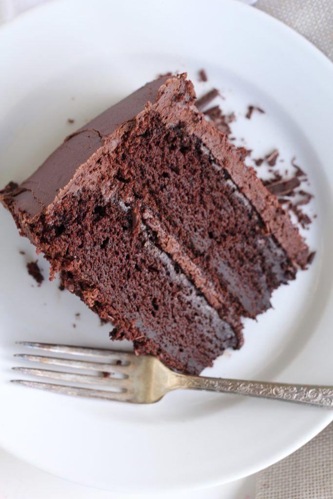 Erstaunlicher Schokoladenkuchen | Eine reichhaltige Küche   – cake, pies and pastries