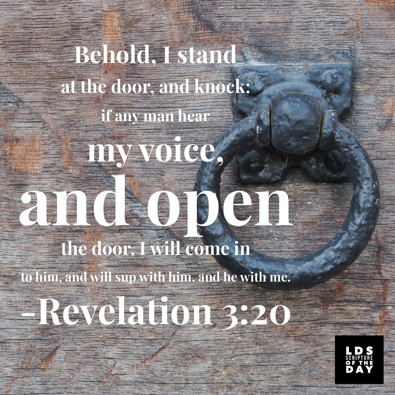 Verses For Cards, Revelation, Revelation 3