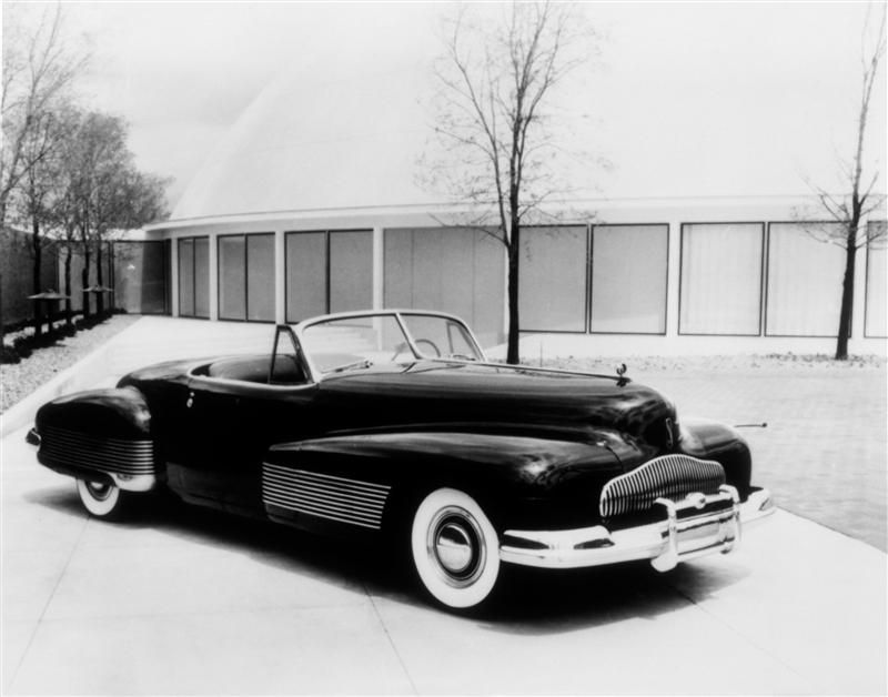 1938 buick y job the world s first concept car designed by rh pinterest com
