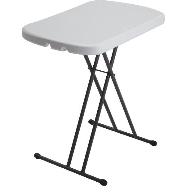 Personal Folding Plastic Table Style