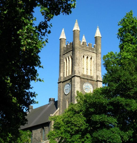 Holy Trinity Brompton, Londres Inglaterra